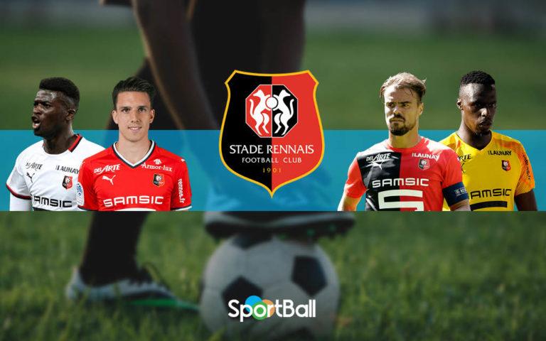 Plantilla del Rennes 2019-2020