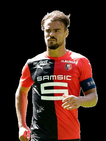 Plantilla del Rennes 2019-2020 - Damien Da Silva