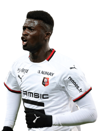Plantilla del Rennes 2019-2020 - M'Baye Niang