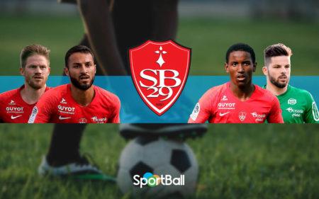 Plantilla del Stade Brestois 2019-2020