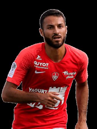 Plantilla del Stade Brestois 2019-2020 - Haris Belkebla