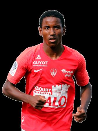 Plantilla del Stade Brestois 2019-2020 - Ibrahima Diallo