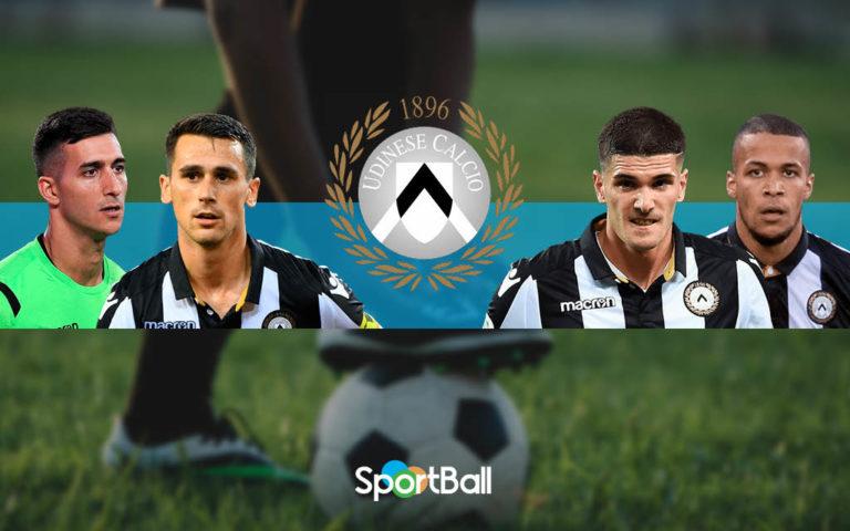 Plantilla del Udinese 2019-2020