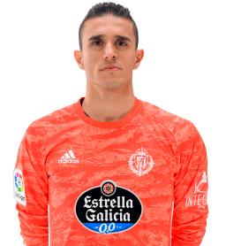 Plantilla del Valladolid 2019-2020 - Masip