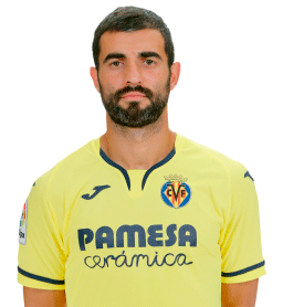 Plantilla del Villarreal 2019-2020 - Raúl Albiol
