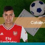 Catalin Cirjan, la perla rumana del Arsenal