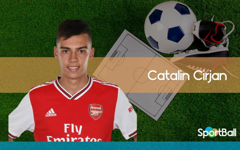 Analizamos cómo juega Catalin Cirjan y su posición dentro del campo.