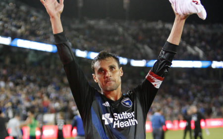 Chris Wondolowski es uno de los máximos goleadores históricos de la MLS.