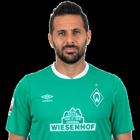 Claudio Pizarro es uno de los máximos goleadores históricos de la Bundesliga