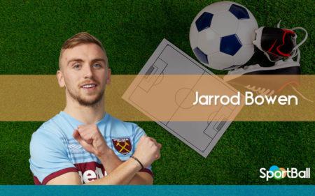 Analizamos cómo juega Jarrod Bowen y su posición en el terreno de juego.