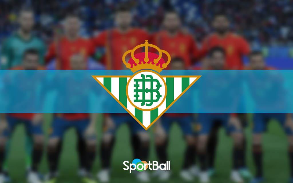 Jugadores del Betis que han jugado en la Selección Española