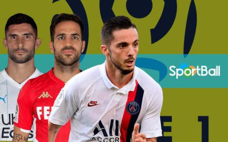 Jugadores españoles en la liga francesa 2019-2020