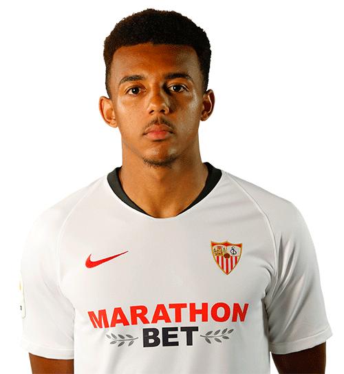 Plantilla del Sevilla 2020-2021: Jules Koundé