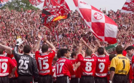 Recordando al Kaiserslautern campeón de la Bundesliga 1997-1998.