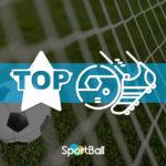 Los 10 máximos goleadores de LaLiga Santander