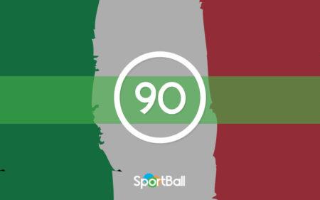 Mejores jugadores italianos de la década de los 90, posición por posición