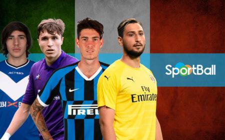 Mejores jugadores italianos jóvenes: las mayores promesas por posición