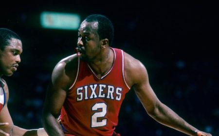 Moses Malone es uno de los máximos anotadores y reboteadores de la historia de la NBA