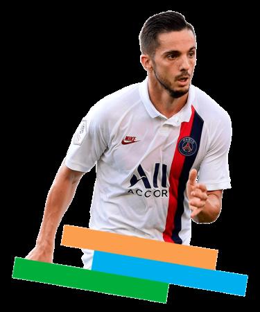 Pablo Sarabia es uno de los futbolistas españoles que juegan en Francia en la temporada 2019-2020.