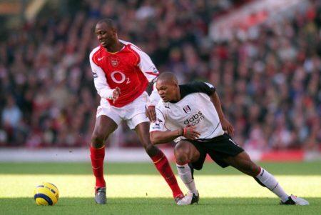 Thierry Henry era el músculo del Arsenal 2004 de Los Invencibles.