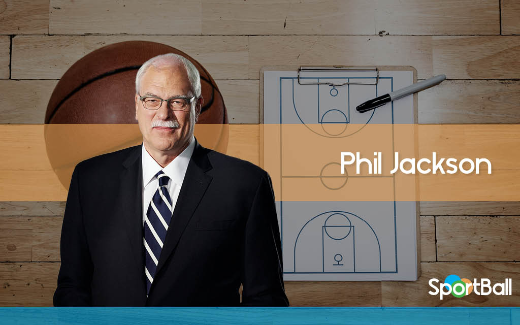 ¿Cuántos anillos tiene Phil Jackson? ¿A qué equipos ha entrenado?