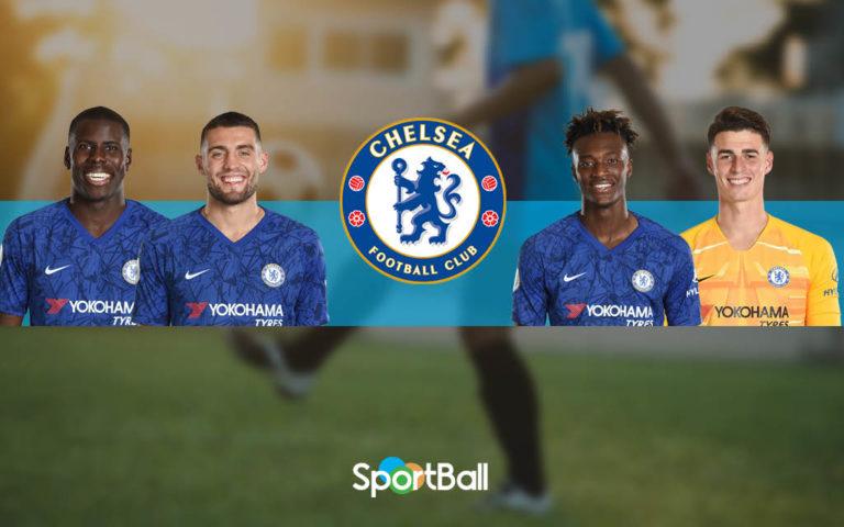 Plantilla del Chelsea 2019-2020