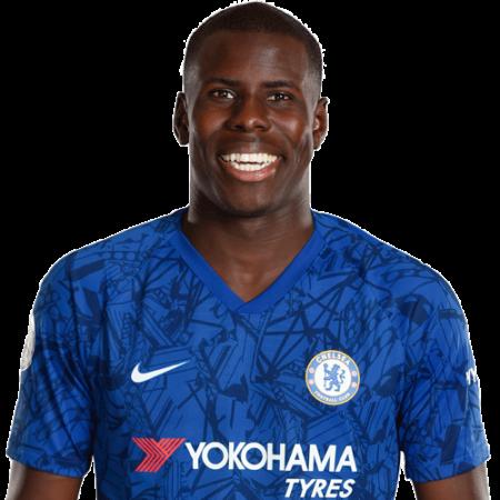Plantilla del Chelsea 2019-2020 - Kurt Zouma