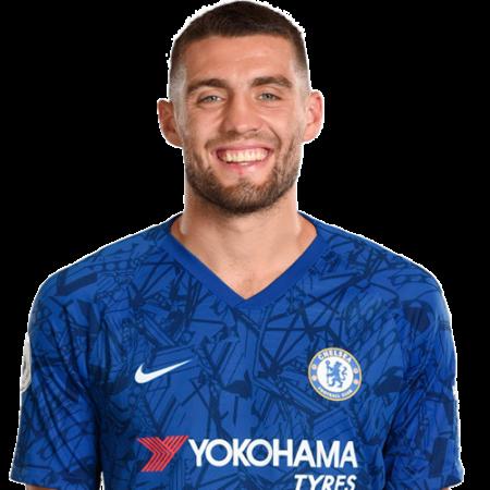Plantilla del Chelsea 2019-2020 - Mateo Kovacic