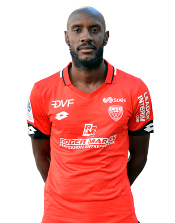 Plantilla del Dijon 2019-2020 - Julio Tavarès