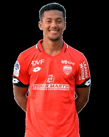 Plantilla del Dijon 2019-2020 - Mounir Chouiar