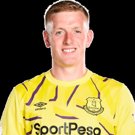Plantilla del Everton 2019-2020 - Jordan Pickford