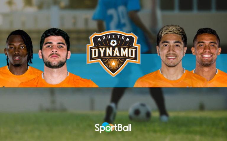 Plantilla del Houston Dynamo 2020
