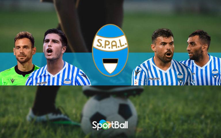 Plantilla del SPAL 2019-2020