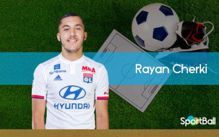 Analizamos cómo juega Rayan Cherki y su posición en el terreno de juego.