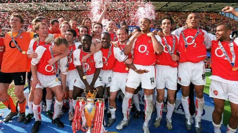 Arsenal 2003-2004, el equipo invicto, Los Invencibles
