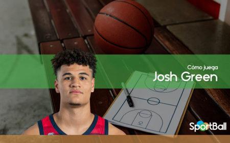 Cómo juega Josh Green: defensa y compromiso en un joven australiano