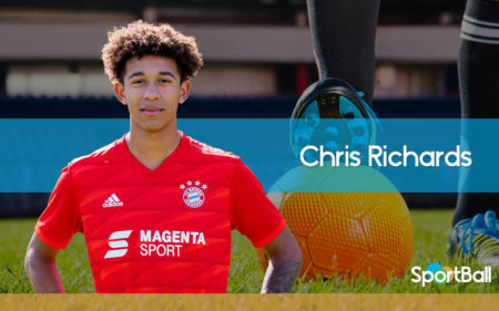 Chris Richards es uno de los mejores defensas jóvenes de Estados Unidos.