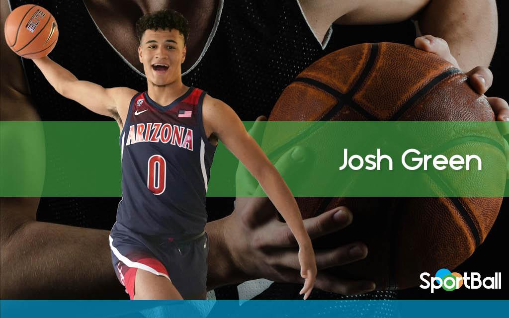 Analizamos cómo juega Josh Green y sus opciones en el Draft 2020 y en la NBA