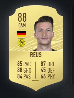 Marco Reus FIFA 20