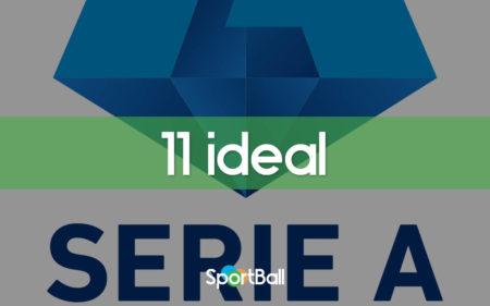 11 ideal de la Serie A 2019-2020 con los mejores jugadores