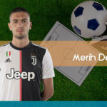 Merih Demiral, central turco para defensa italiana