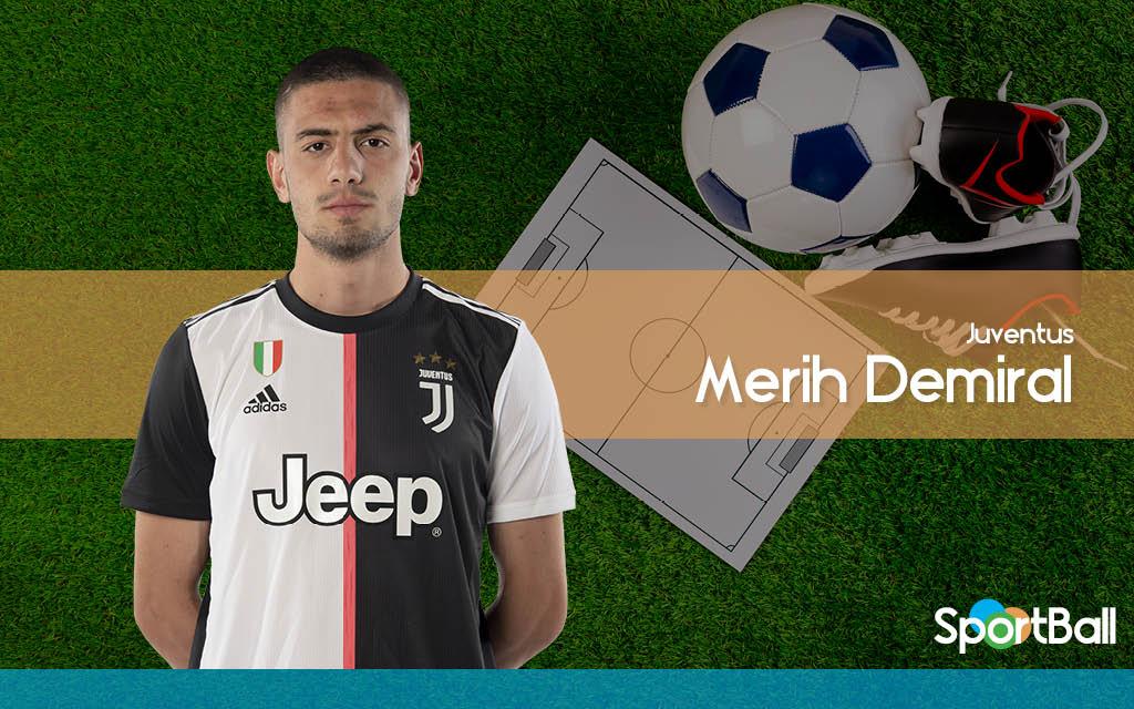 Analizamos cómo juega Merih Demiral y su posición en el terreno de juego.