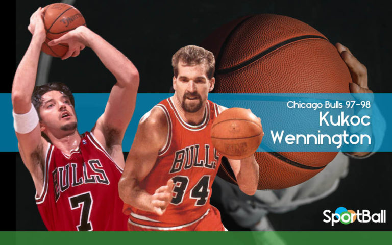 La plantilla de los Chicago Bulls 1997-1998 más allá de Jordan, Pippen y Rodman