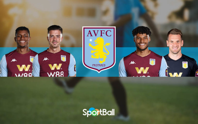 Plantilla del Aston Villa 2019-2020