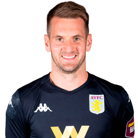 Plantilla del Aston Villa 2019-2020 - Tom Heaton