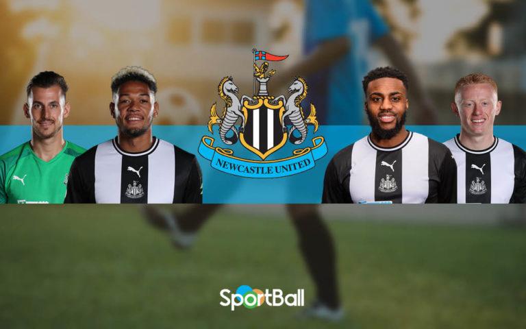 Plantilla del Newcastle United 2019-2020