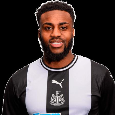Plantilla del Newcastle United 2019-2020 - Danny Rose