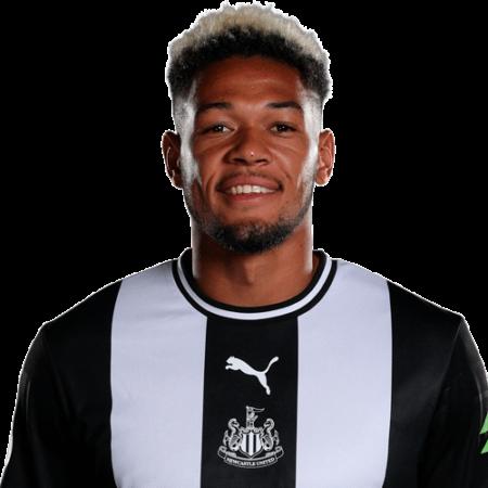 Plantilla del Newcastle United 2019-2020 - Joelinton