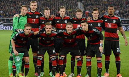 Selección de Alemania 2014 Campeona del Mundo