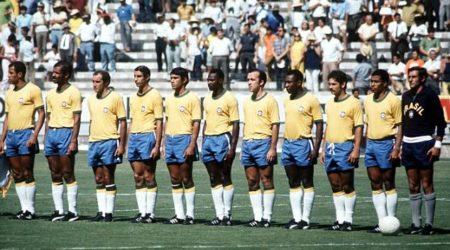 Selección de Brasil 1970 Campeona del Mundo